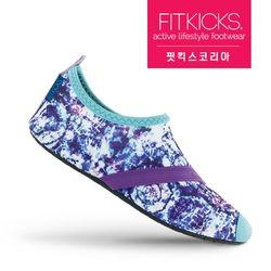 여성 스폐셜 슬립온 스니커즈 신발 클라우드버스트