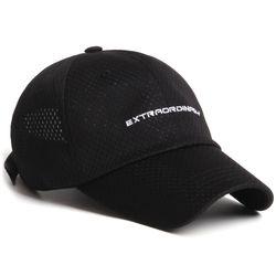 19 EX MESH CAP BLACK