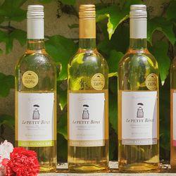 르쁘띠베레 - 무알콜 화이트 와인 3종