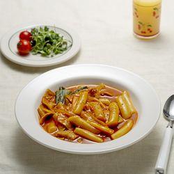 제이키친 야채 떡볶이 카레밀떡