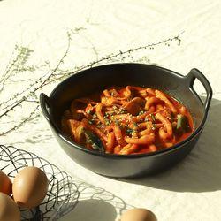 제이키친 야채 떡볶이 매운기본 누들밀떡