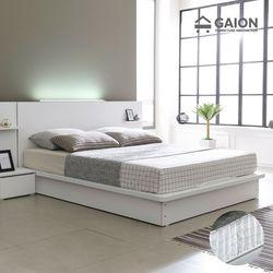 팅클 LED 평상형 침대 Q 포켓매트리스
