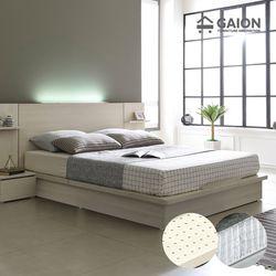 팅클 LED 평상형 침대 Q 라텍스포켓20T