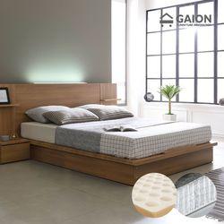 팅클 LED 평상형 침대 Q 볼라텍스포켓50T