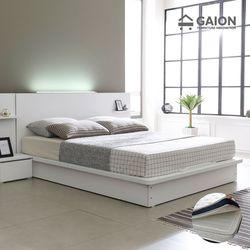 팅클 LED 평상형 침대 Q CL 투인스 매트리스