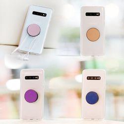아이폰X ClearTok 그립톡 투명 젤리 케이스