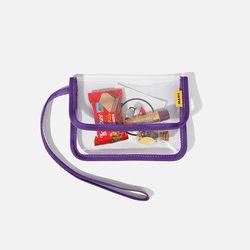 SWSW POUCH PVC Purple