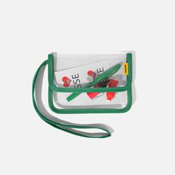 SWSW POUCH PVC Green
