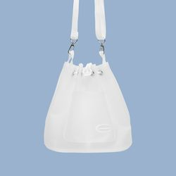 ALMOSTBLUE MILK SODA 2WAY BUCKET BAG