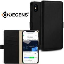데켄스 M570 아이폰 컴포터블 가죽 지갑 케이스