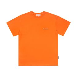 Time Half T-Shirt (orange)