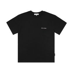 Time Half T-Shirt (black)