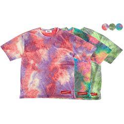 TYE DYE OVERFIT TSHRIT(3color) 타이다이 오버핏 티셔츠