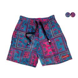 PAISLEY BANDING SHORTS(2color)(unisex) 페이즐리 밴딩 쇼츠