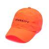 ETERNITY BASEBALL CAP ORANGE
