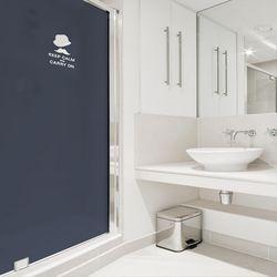 무점착 샤워 윈도우 시트 북유럽 스타일 NSW409 S