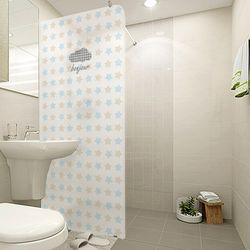 무점착 샤워 윈도우 시트 북유럽 스타일 NSW422 S