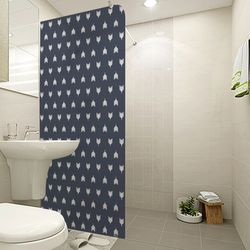 무점착 샤워 윈도우 시트 북유럽 스타일 NSW426 S