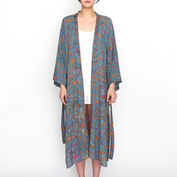 [Maxi Robe] Sunset - Gray