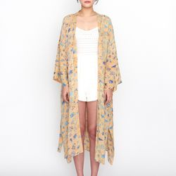 [Maxi Robe] Sunset - Sand