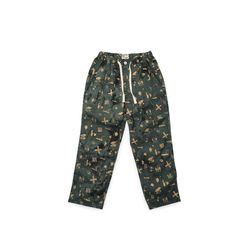 [Matt And Mel x M.Nii] Handcrafted Aloha Pants W
