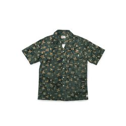 [Matt And Mel x M.Nii] Handcrafted Aloha Shirt