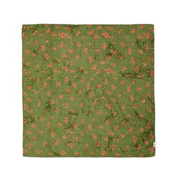 [Voil Scarf] Berry - Green