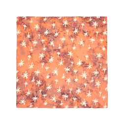 [Voil Scarf] Palm Trees - Peach