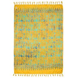 [Sarong] Pineapple - L.yellow