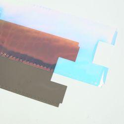 반투명 가방바닥 입체형(PVC가방바닥)