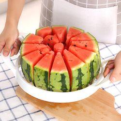 다용도 깔끔 과일 수박 컷팅기 대형