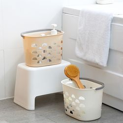 헬스장 수영장 욕실용품 수납 다용도 목욕바구니 BB10