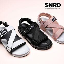 [1+1(선택가능)] [SNRD] 스포츠샌들 스트랩슈즈 커플신발 SN246