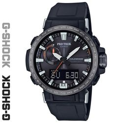 CASIO 지샥 PRW-60Y-1A 프로트랙 PROTREK 솔라 스포츠 시계