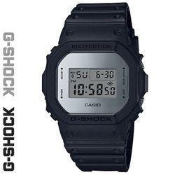 CASIO 지샥 DW-5600BBMA-1 메탈릭 미러 페이스 디지털 시계