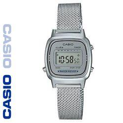 CASIO 카시오 LA670WEM-7 스탠다드 메탈 디지털 시계