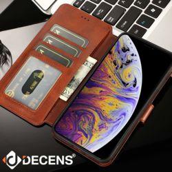 데켄스 M575 아이폰 베리어스 가죽 지갑 핸드폰 케이