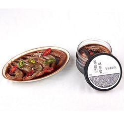 홍조식품 볼빨간 새우장 1kg