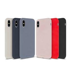 머큐리 강화 실리콘 아이폰8 케이스