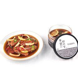 홍조식품 볼빨간 연어장 500g