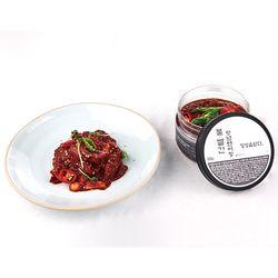홍조식품 볼빨간 양념연어장 500g