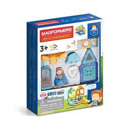 맥포머스 맥스의 플레이그라운드 세트 33PCS+모델북