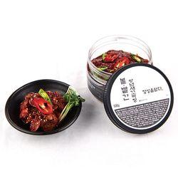 홍조식품 볼빨간 양념새꼬막장 1kg