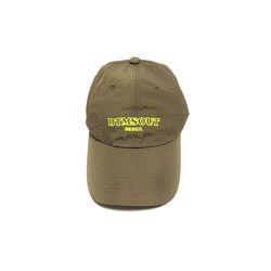 LOGO WASHA CAP (BEIGE)