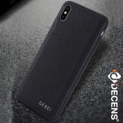 데켄스 M576 아이폰 GEBEI 가죽 휴대폰 핸드폰 케이스
