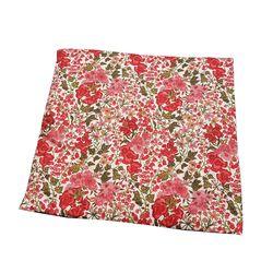 붉꽃방석 (방석솜포함)