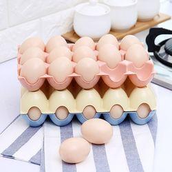계란보관함 15구