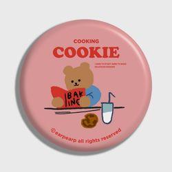 cookie bear-pink(거울)