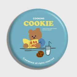 cookie bear-sky blue(거울)