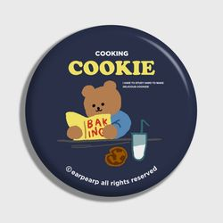 cookie bear-navy(거울)